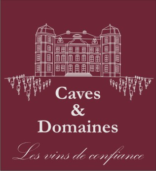 Logo Caves & Domaines